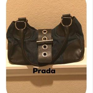 Vintage Prada satchel
